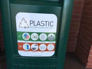 リサイクルボックス(usa)